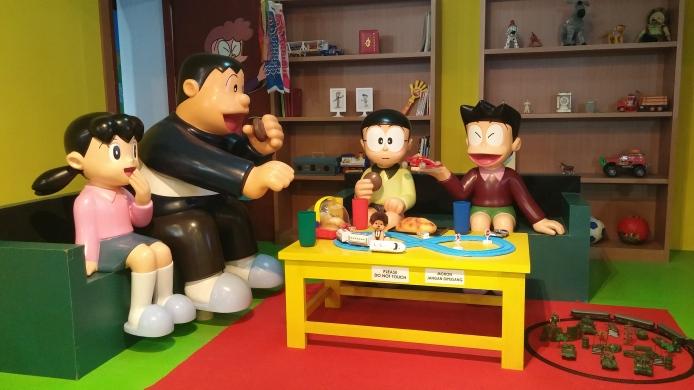 nobita dan teman-teman