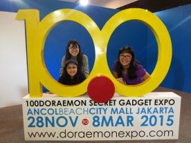 100 doraemon secret gadget expo