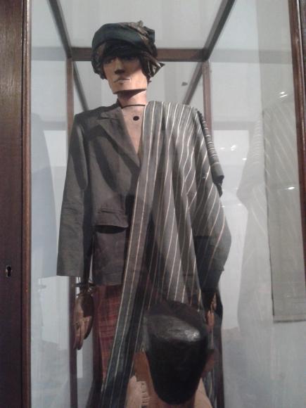 sigale gale, boneka dari sumatra utara