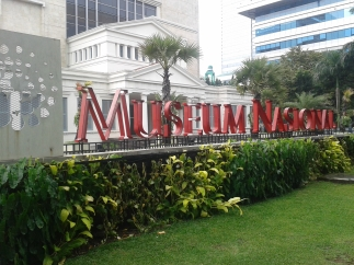 museum nasional!