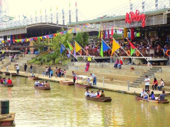 pasar ah poong (photo: liburananak.com)