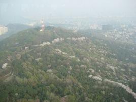 Seoul dari atas