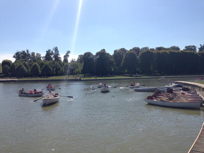 Danau di Taman Versailles